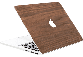 WOODCESSORIES EcoSkin, Backcover, 15 Zoll, Walnussholz