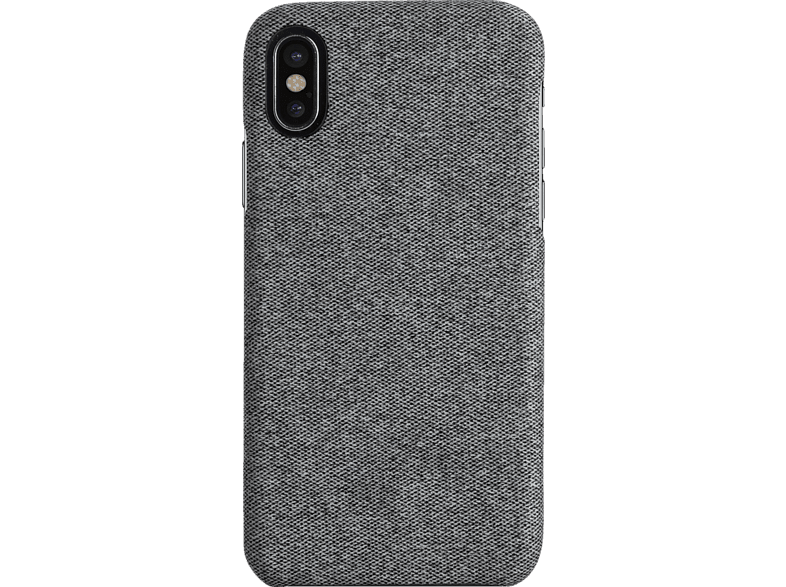 TUCANO  IPHXTX-G Backcover Apple iPhone X Grau | 08020252091290
