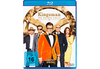 Kingsman - The Golden Circle - (Blu-ray)