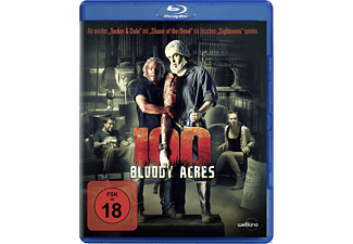 100 Bloody Acres - (Blu-ray)