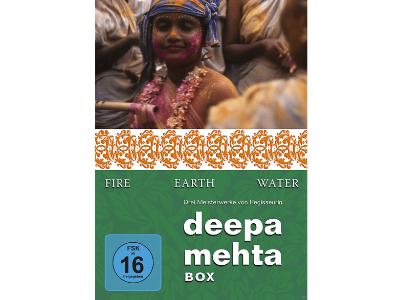 Deepa Mehta Box [DVD]
