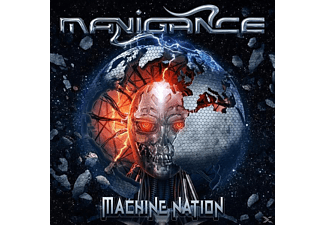 Manigance - Machine Nation - (CD)