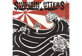 Swingin' Utters - Drowning In The Sea,Rising With The Sun - (Vinyl)