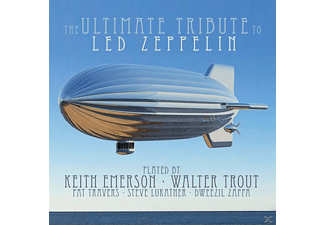 VARIOUS - Led Zeppelin - The Ultimate Tribute - (CD)