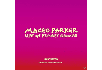 Maceo Parker - Life On Planet Groove Revisited - (CD + DVD Video)
