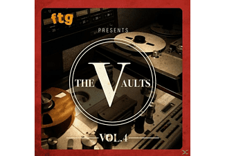 Various - FTG Presents The Vaults Vol.4 - (CD)