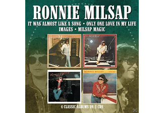 Ronnie Milsap - It Was Almost Like A Song/Only One Love In My Live - (CD)