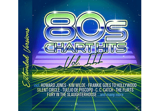 VARIOUS - 80s Chart Hits-Extended Versions Vol.3 - (CD)