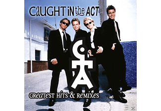 Caught In The Act - Greatest Hits & Remixes - (CD)