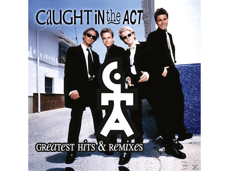 Caught In The Act - Greatest Hits & Remixes [CD]