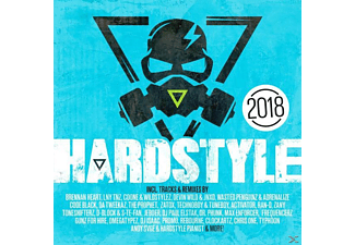 VARIOUS - Hardstyle 2018 - (CD)