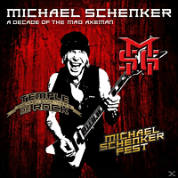 Michael Schenker - A Decade Of The Mad Axeman [CD]