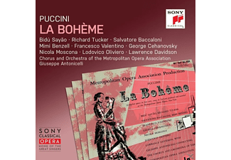 Richard Tucker, Bidú Sayão, Chor & Orchester Met Opera Association - La bohème - (CD)