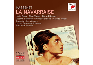London Symphony Orchestra, VARIOUS - La Navarraise - (CD)