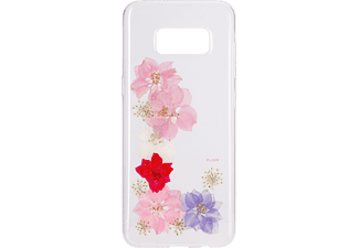 FLAVR iPlate Flower Grace Galaxy S8+ Handyhülle, Transparent
