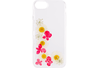 FLAVR IPLATE FLOWER ELLA Handyhülle, Transparent, passend für Apple iPhone 6, iPhone 7, iPhone 8