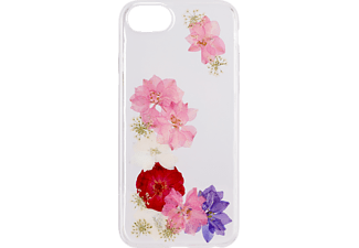FLAVR IPLATE FLOWER GRACE iPhone 6, iPhone 7, iPhone 8 Handyhülle, Transparent