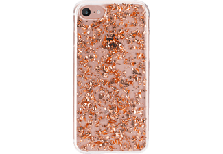 FLAVR iPlate Flakes Handyhülle, Transparent, passend für Apple iPhone 6, iPhone 6s, iPhone 7, iPhone 8