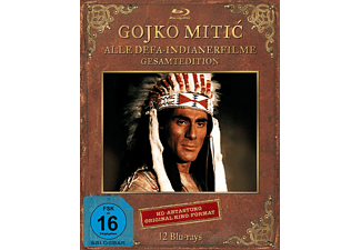 Gojko Mitic (Gesamtedition) [Blu-ray]