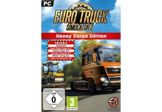 PC - Euro Truck Simulator 2: Heavy Cargo Edition /D