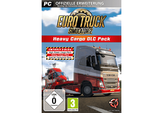 Euro Truck Simulator 2 (Heavy Cargo DLC Pack) - PC