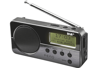 PEAQ PDR050-B, Digitalradio