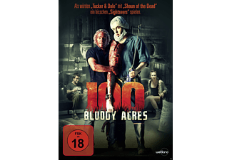 100 Bloody Acres [DVD]