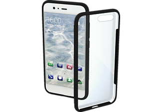 Frame Backcover Huawei P10 Polycarbonat (PC)/Thermoplastisches Polyurethan (TPU) Transparent