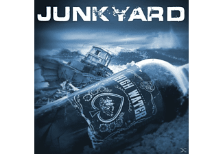 The Junkyard - High Water - (Vinyl)