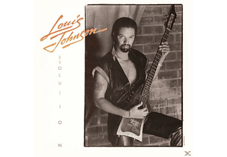 Louis Johnson - Evolution (Bonus Track Edition) - (CD)
