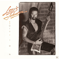 Louis Johnson - Evolution (Bonus Track Edition) [CD]