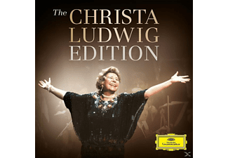 Christa Ludwig - The Christa Ludwig Edition (Ltd.Edt.) - (CD)