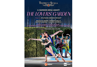 THE LOVER S GARDEN - (DVD)