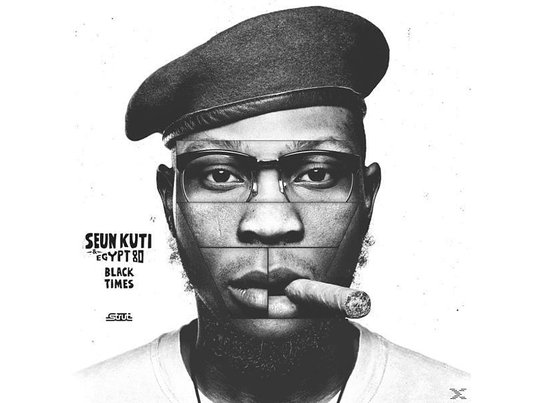 Seun & Egypt 80 Kuti - Black Times [LP + Download]