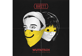 BRETT - WutKitsch (Ltd.Edition) - (CD)