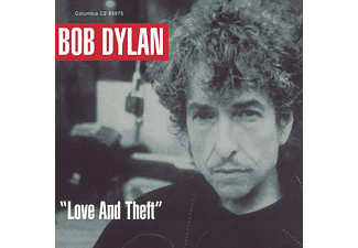 Bob Dylan - Love And Theft (Vinyl LP (nagylemez))