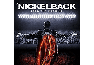 Nickelback - Feed The Machine (Vinyl LP (nagylemez))