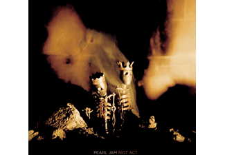 Pearl Jam - Riot Act (CD)