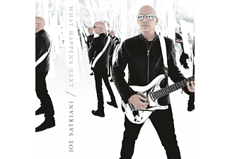 Joe Satriani - What Happens Next (Vinyl LP (nagylemez))