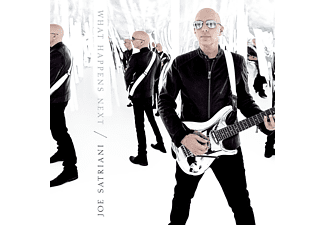 Joe Satriani - What Happens Next (Deluxe Edition) (CD)