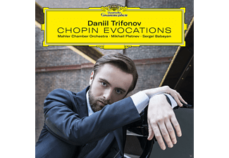 Mahler Chamber Orchestra, VARIOUS, Daniil Trifonov - Chopin Evocations - (CD)