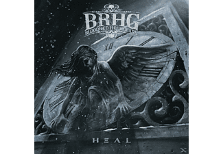 Bloodred Hourglass - Heal (Digipak 2CD) - (CD)