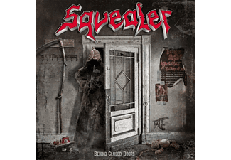 Squealer - Behind Closed Doors - (CD)