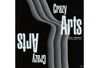 Mac Gordon - Crazy Arts - (CD)
