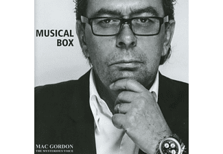 Mac Gordon - Musical Box - (CD)