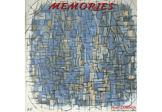 Mac Gordon - Memories - (CD)