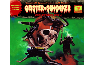 Geister-Schocker Collector's Box 4 (Folge 8-10) - 3 CD - Horror