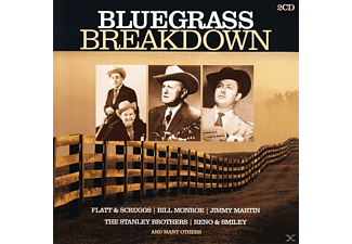 VARIOUS - Bluegrass Breakdown - (CD)