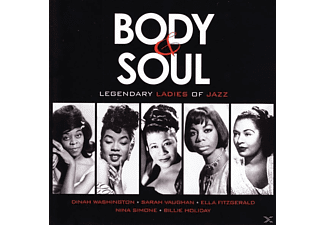 VARIOUS - Body And Soul - (CD)