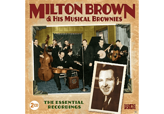 Milton Brown - Essential Recordings - (CD)